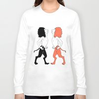 lions Long Sleeve T-shirts featuring Lions by Gonacas