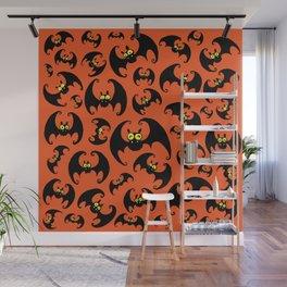 Bats! Wall Mural