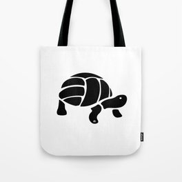 Volley Turtle Tote Bag