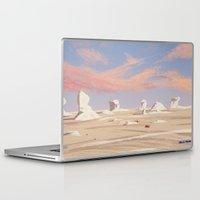 egyptian Laptop & iPad Skins featuring Egyptian desert by David Pavon