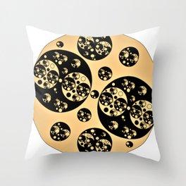 Circle Splendor 16.2 Throw Pillow