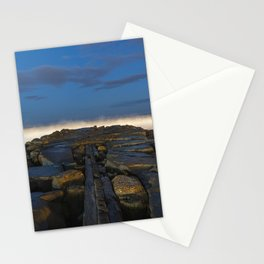 Cloudy Horizon Stationery Cards