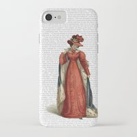 pride and prejudice iPhone & iPod Cases featuring Pride & Prejudice by Studio Fibonacci