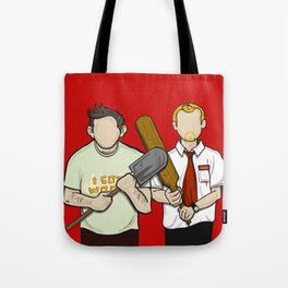 SHHAAUUNNN!!! Tote Bag