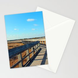 A Long Walk To The End Stationery Cards