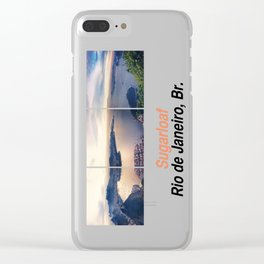 Rio Sequence 1/3 Clear iPhone Case