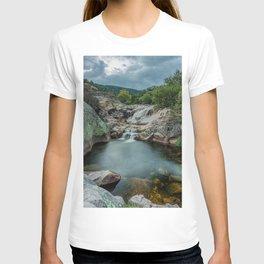River Landscape T-shirt