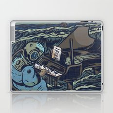 Symphony Of The Rising Tide Laptop & iPad Skin