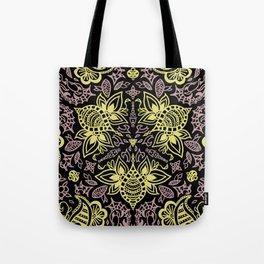 Bee-pink Tote Bag