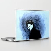 kpop Laptop & iPad Skins featuring Shadow Walker by Ahri Tao