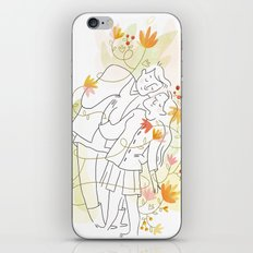 Lovers iPhone & iPod Skin