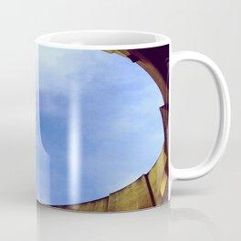 Top of Coit Coffee Mug