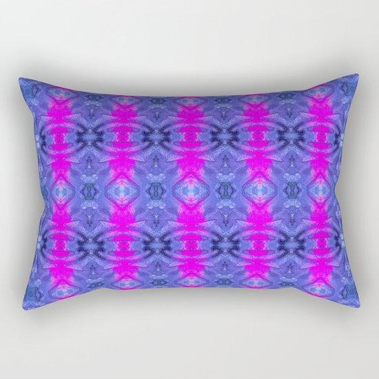 Southwest Abstract  Rectangular Pillow