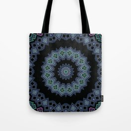 Embroidered beads pattern 2 Tote Bag