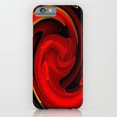 Tornado Red Slim Case iPhone 6s