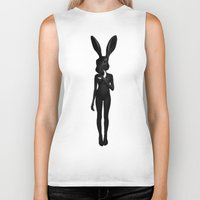 ruben Biker Tanks featuring Lepus by Ruben Ireland