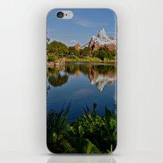 Flame Tree View iPhone & iPod Skin