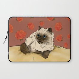 a perfect lady Laptop Sleeve