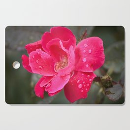 Raindrop Rose Cutting Board
