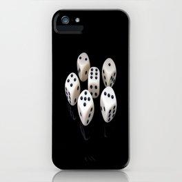 Magic Dice iPhone Case