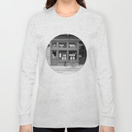 Downtown Eastside streetview Long Sleeve T-shirt