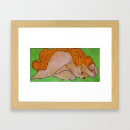 #13 Framed Art Print