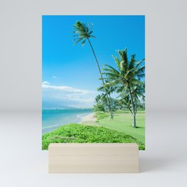 Waipuilani Beach Kīhei Maui Hawaii Mini Art Print
