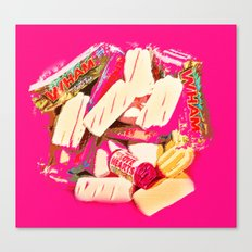 Mmm sweets Canvas Print