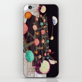 THE CONQUEST OF THE PARADISE iPhone Skin