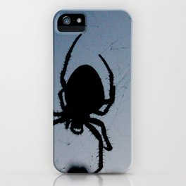Our Pet Spider iPhone Case