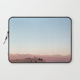 People Watching in the Moon Valley, Chile Laptop Sleeve