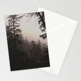 Oregon Coastal Forest Stationery Cards