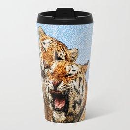 TIGERS - DOUBLE TROUBLE Travel Mug