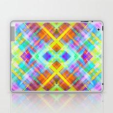 Colorful digital art splashing G71 Laptop & iPad Skin