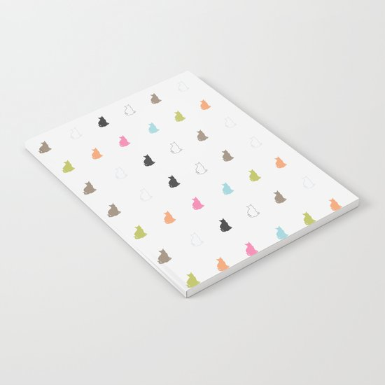 cat pattern#2 Notebook