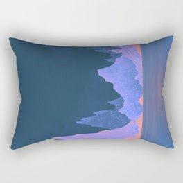 hills 02 Rectangular Pillow