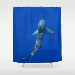 Hawaiian Shark II Shower Curtain