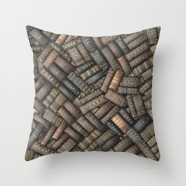 I've Read Every Word Throw Pillow