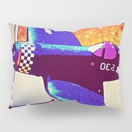 F4U Corsair Pop Art Pillow Sham