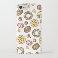 cookies iPhone & iPod Cases featuring Cookies ♥ by Martina Marzullo Art