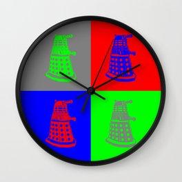 Doctor Who - Daleks Wall Clock