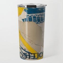 Vintage poster - Salon des Cent Travel Mug