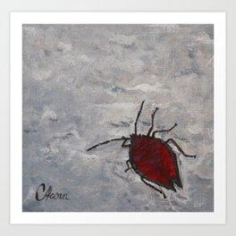 Stink Bug 1 Art Print