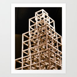 equilateral  Art Print