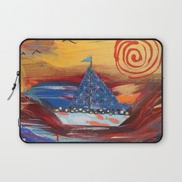 Pilgrims Journey Laptop Sleeve