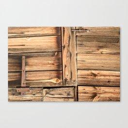 Ancient Mariner's Wood Canvas Print