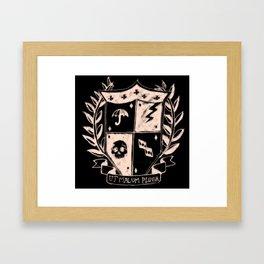 Umbrella Academy 2 Framed Art Print