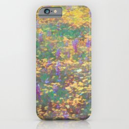 Colors 165 iPhone Case