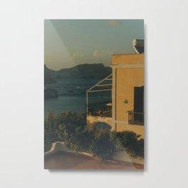 Ponza, Italy Metal Print