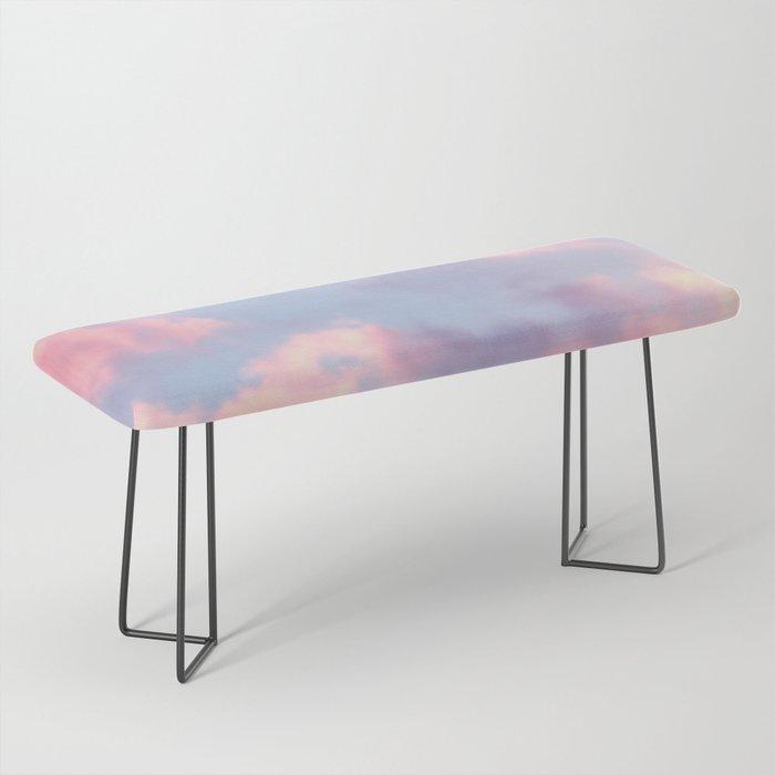 Whimsical Sky Bench